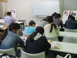 12/3(土) 中高生の可能性を広げる学習会ボランティア説明会開催