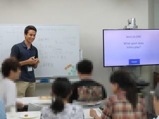 【9/6(水)・9(土)説明会開催】英語が得意なボランティアさん募集!