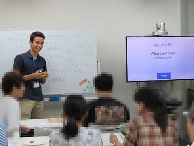 12/17説明会開催@足立区】英語が得意なボランティアさん募集!