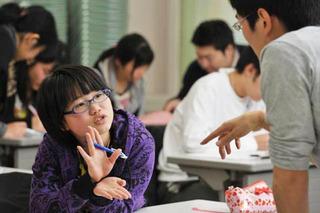 5月22日(土)ボランティア説明会開催! 中高生の受験サポートをしてくれる方大募集!