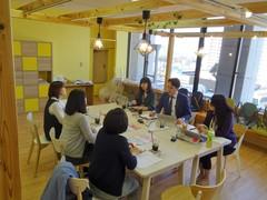 コワーキングCoCoプレイス「ゆるっと交流会」4月開催
