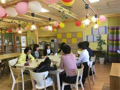 コワーキングCoCoプレイス「ゆるっと交流会」5月開催