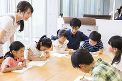 【多摩で「学んで・遊んで・考えて」みんなで楽しく寺子屋教室!with平成30年度多摩未来奨学金5期生有志メンバー】