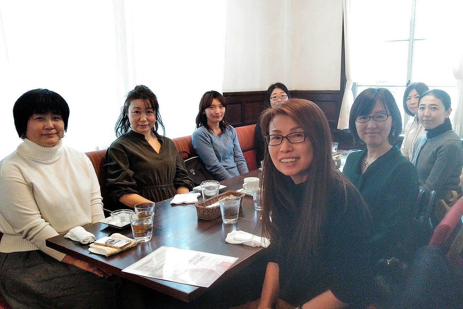 「在宅ワークについて話そう!名古屋ランチ会」開催レポート