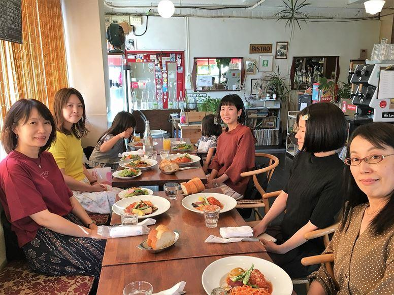 「在宅ワークについて話そう!四国松山ランチ会」開催レポート