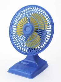 扇風機を上手に使って節電しましょ