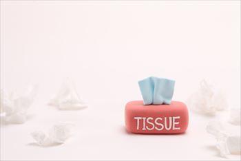 洗たく物のポケットティッシュ~! 洗い直しを救う方法