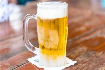 洗たくのときには、少量のビール