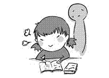 ひとりでも勉強してほしい
