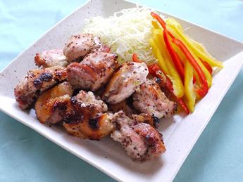チキンのハニーマスタード焼き