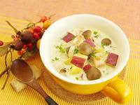 秋のミルクスープ