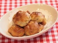 グラノーラのドロップクッキー