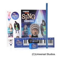 『SING/シング』 オリジナルステーショナリーセット