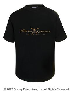 映画『パイレーツ・オブ・カリビアン/最後の海賊』 オリジナルTシャツ(Sサイズ)