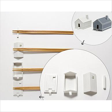 ジェネレイトデザインインク House for chopsticks