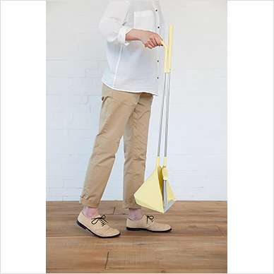 (株)テラモト tidy Sweep Broom&Dustpan