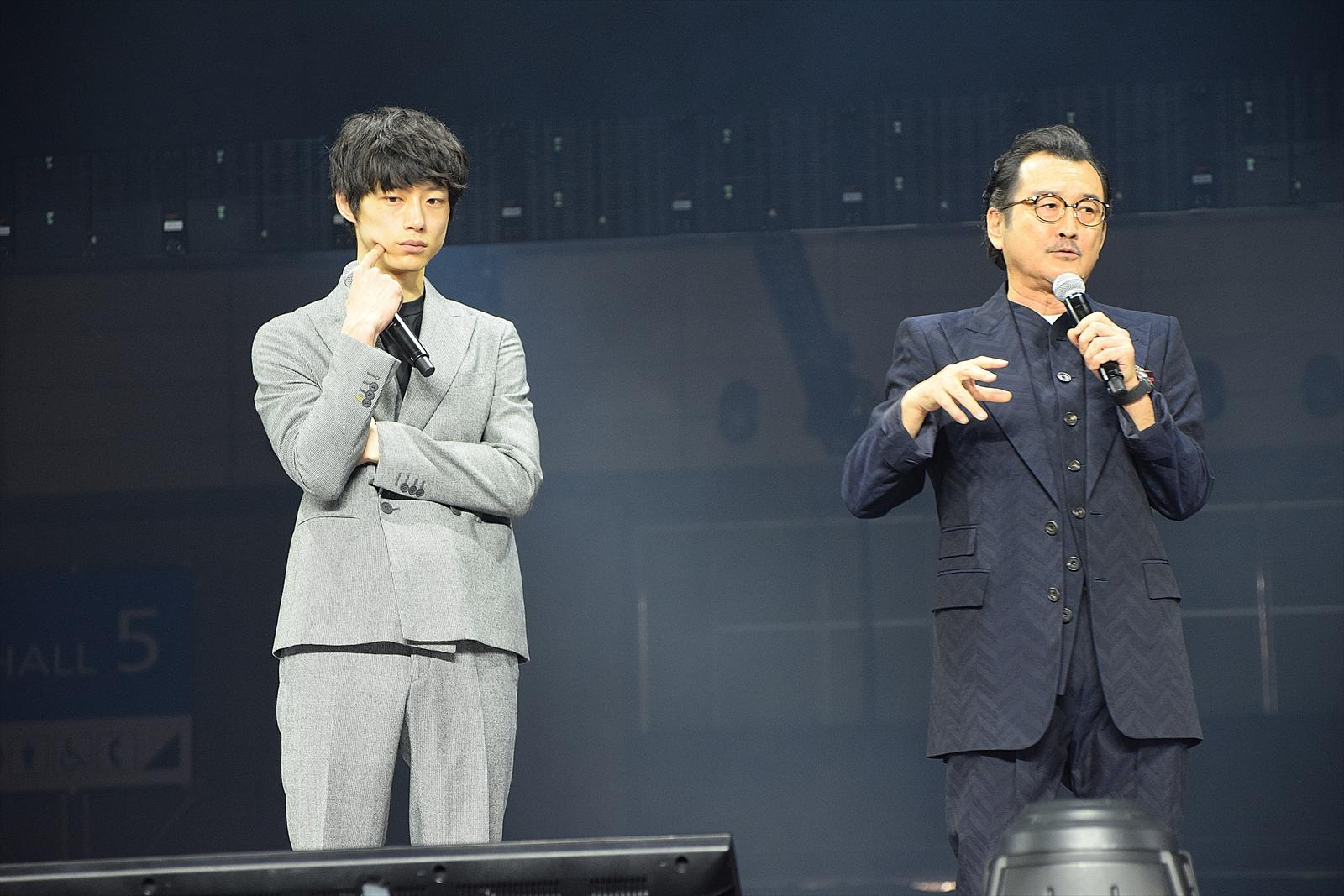 『劇場版 ファイナルファンタジーXIV光のお父さん』制作発表会 に行ってきました!