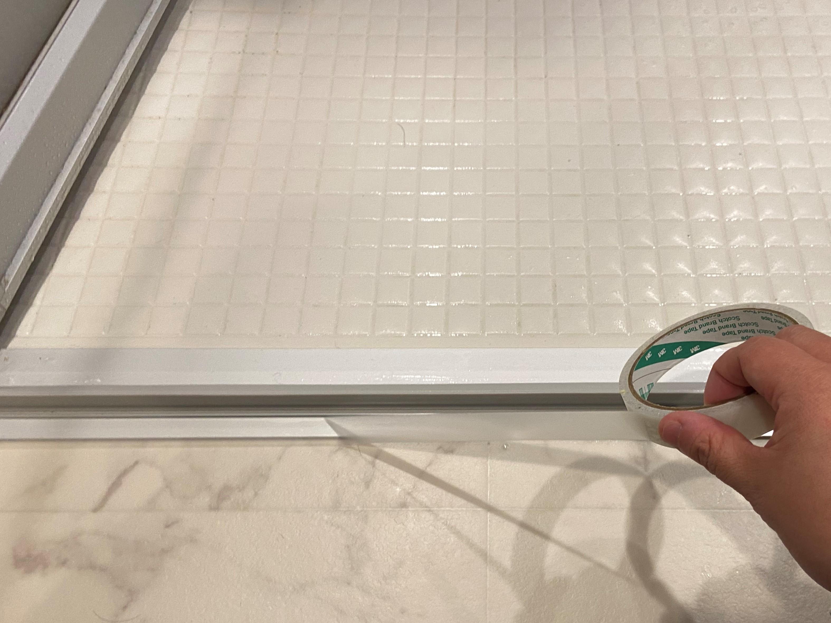 マスキングテープで、お掃除を楽にする工夫3選!